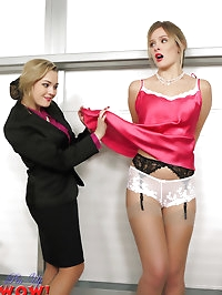 Naughty Inception starring Jodie and Elle Richie