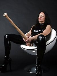 Fucking a Baseball Bat