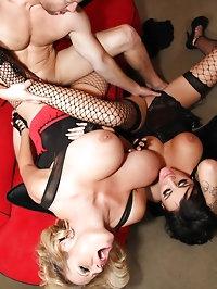 Kelly Madison, Ryan Madison and Lexi Ward #2