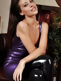 lorena g purple black
