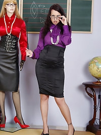 the cfnm stocking fetish classroom sex