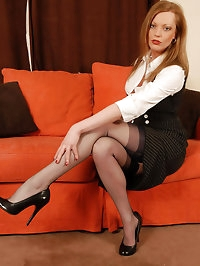 Holly - Secrets of a high class secretary...