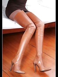 New boot fetish