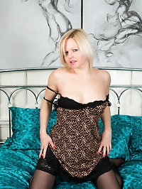 Housewife Sophie May is anything but boring as she..