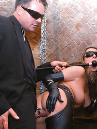 This kinky little festish whore is into all sorts of things