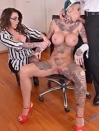 Tattooed Nurses Gone Wild - Humiliation in The..