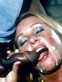 This horny girl loving this big black cock