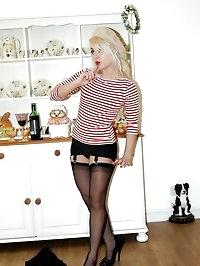 naughty french strip