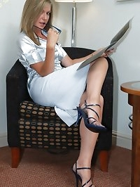 oops...there's a ladder in those nylons