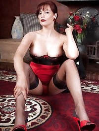 Holly - Bringing out the naughty side!