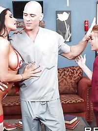Romi Rain Pictures in Rock'n'Roll Nurse